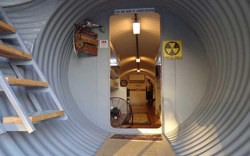 Underground-house-